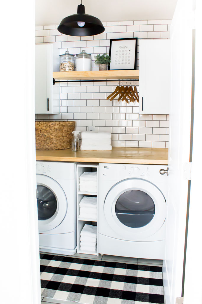 ORC Week 6: Laundry Room Final Reveal