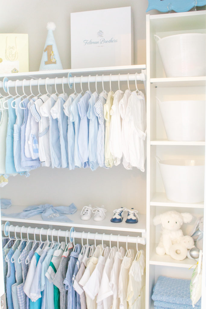 Baby Closet Organization Ideas The Best Way To Organize A Baby S Closet Home And Hallow