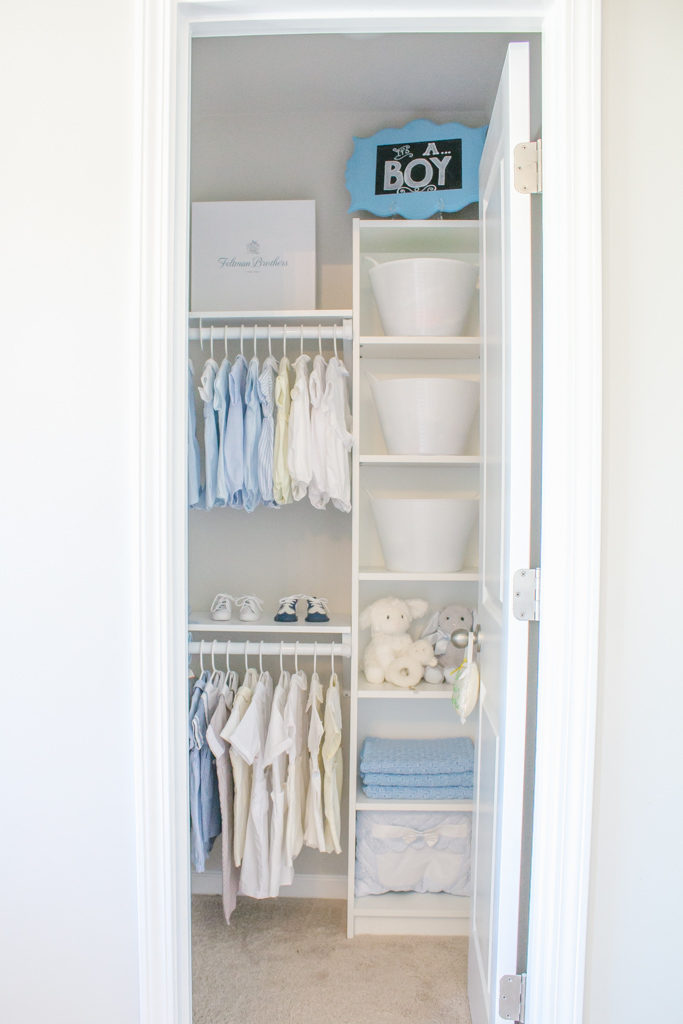 easy DIY custom closet ikea hack