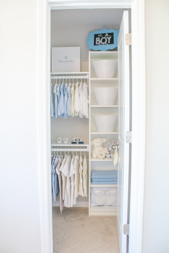 Baby Closet Organization Ideas The Best Way to Organize a Baby's Closet